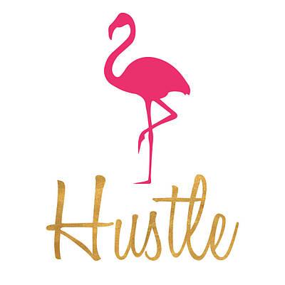 Hustle Mixed Media
