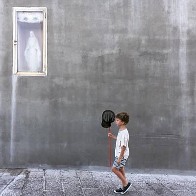 Madonna And Child Photographs