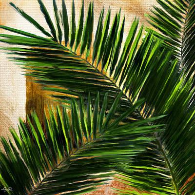Palm Tree Digital Art