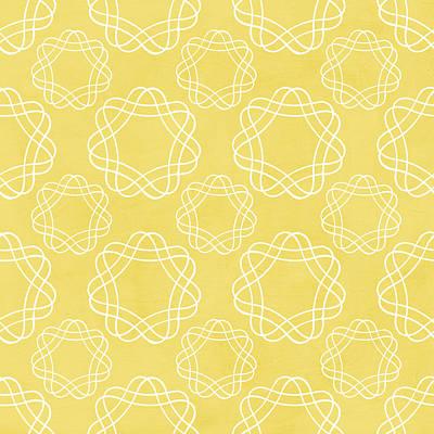 Yellow Mixed Media
