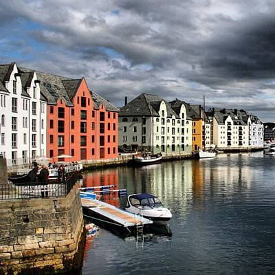 Alesund Photographs