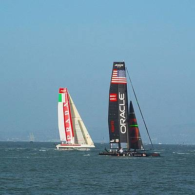 America's Cup Photographs