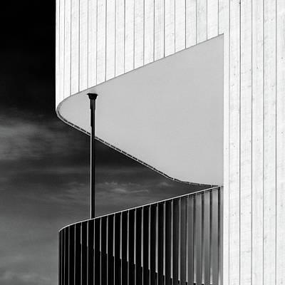 Architecture: David Bowman Wall Art