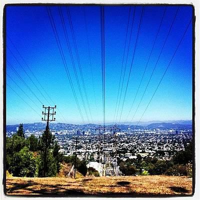 Los Angeles Skyline Art