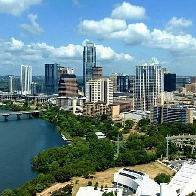Austin Skyline Art