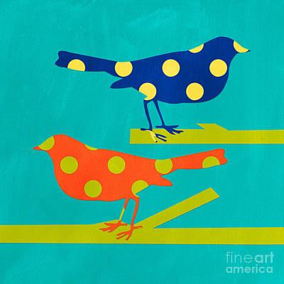 Bird Mixed Media
