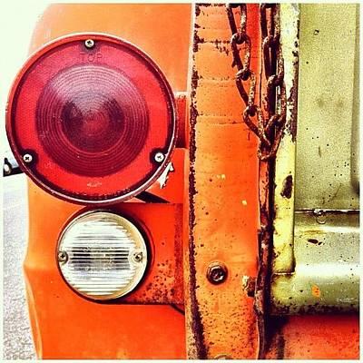 Vintage Truck Photographs
