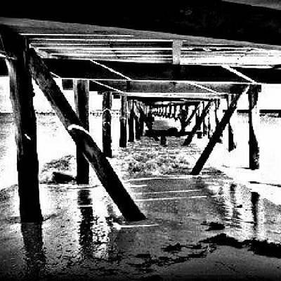 Under The Boardwalk Art Prints
