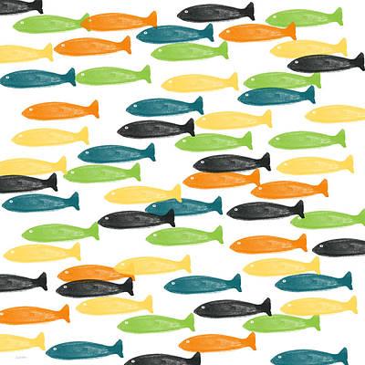 Aquatic Paintings