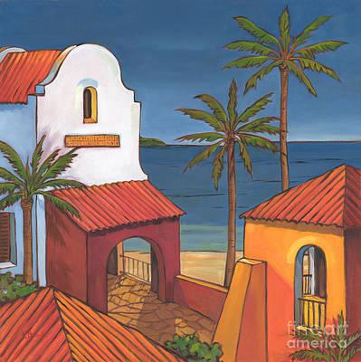 Antigua Paintings