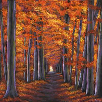 Designs Similar to Autumn Path by Johnathan Harris