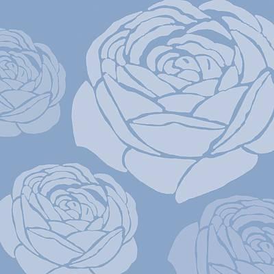 Rose Digital Art