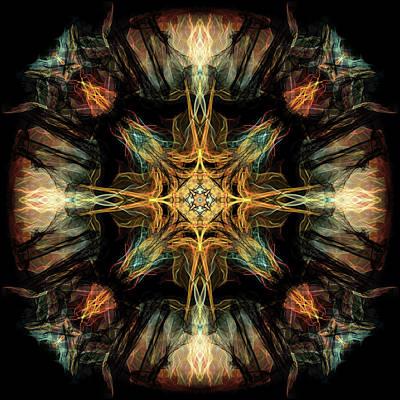 Digital Art - CrossFire by Randi Kuhne