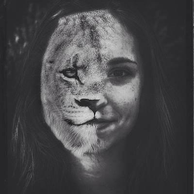 Designs Similar to #emilysmith #lioness #lion #art