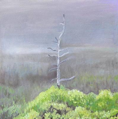 Painting - Everything Is One by Lynda Diamond