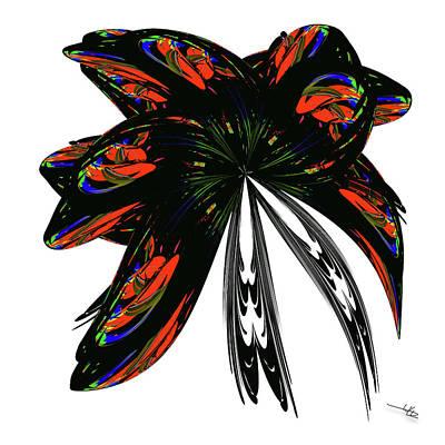 Digital Art - Exquisite by Warren Lynn