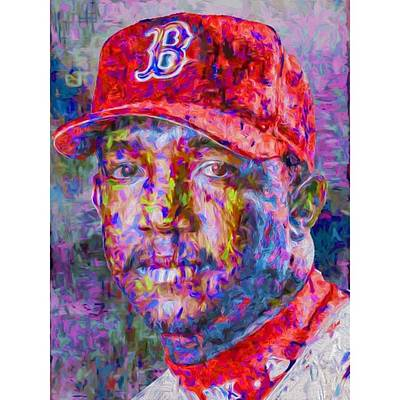 Designs Similar to #fineart #art #redsox #yankees