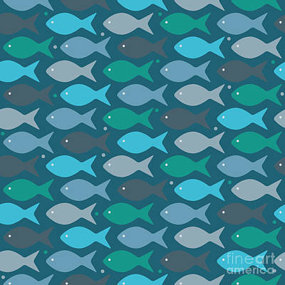 Aquatic Digital Art