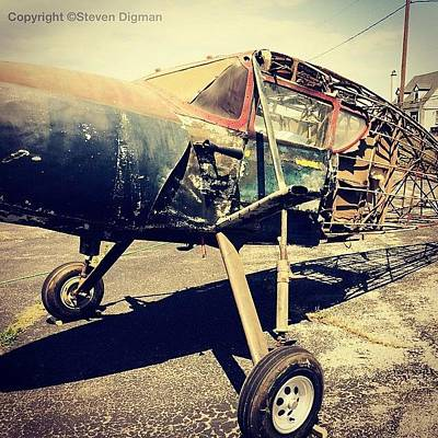 Antique Aircraft Art