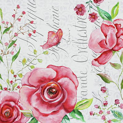 Designs Similar to Pink Symphonie In The Garden 2