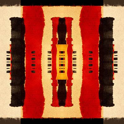 Fall Colors Digital Art