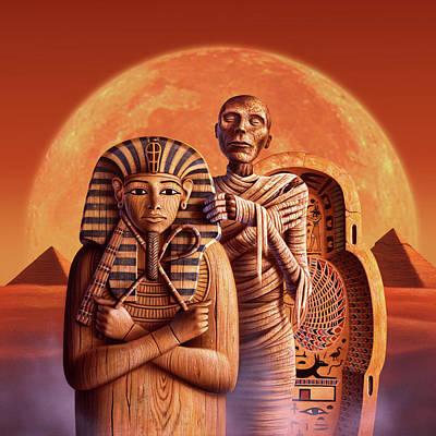 Mummy Paintings