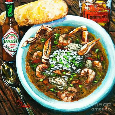 Seafood Art