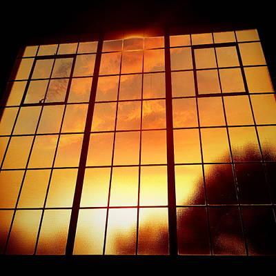 Photograph - Tall Windows #1 by Maxim Tzinman