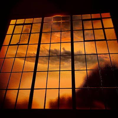 Photograph - Tall Windows #2 by Maxim Tzinman
