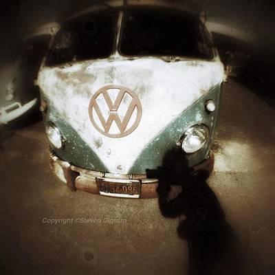 Volkswagen Bus Art Prints