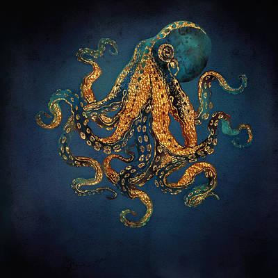 Underwater Digital Art