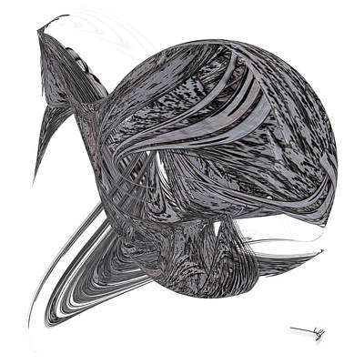 Digital Art - Whisper by Warren Lynn