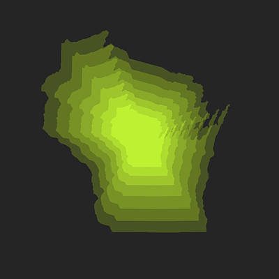 Designs Similar to Map Of Wisconsin