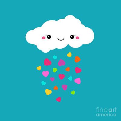 Rainy Day Dreams Digital Art