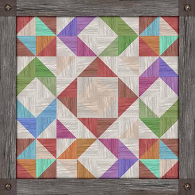 Quilt Digital Art
