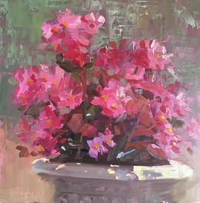 Begonias Paintings