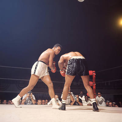 Floyd Patterson Wall Art