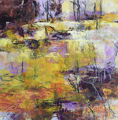 Painting - Early Fall by Melody Cleary