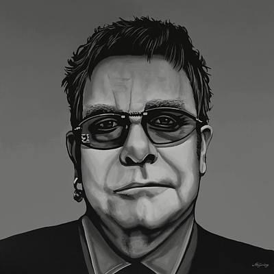 Elton John Original Artwork