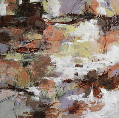 Painting - Free Flowing by Melody Cleary