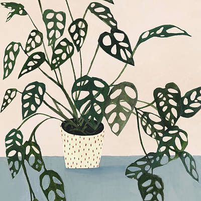 Houseplants Paintings