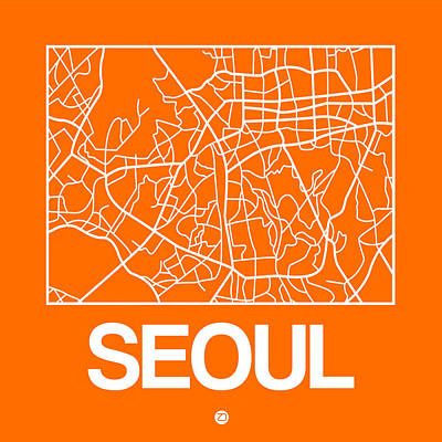 Designs Similar to Orange Map Of Sao Paulo