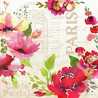 Designs Similar to Paris Blossoms A by Jean Plout