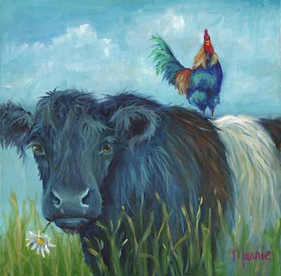Piggyback Paintings