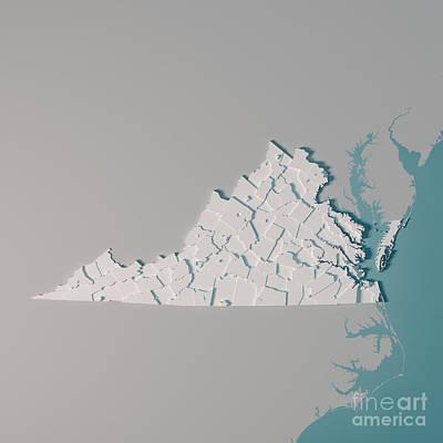 Chesapeake Bay Digital Art