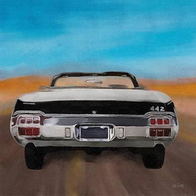Painting - 442 by Jen Gray