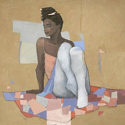Female Figure Original Artwork