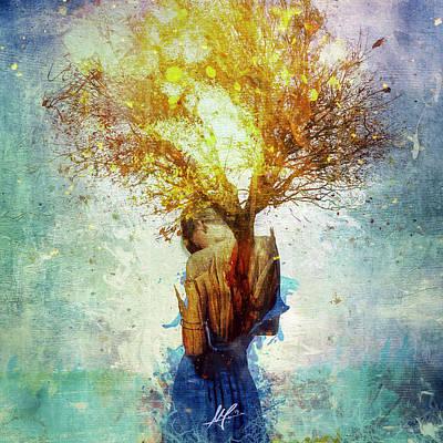 Loneliness Digital Art
