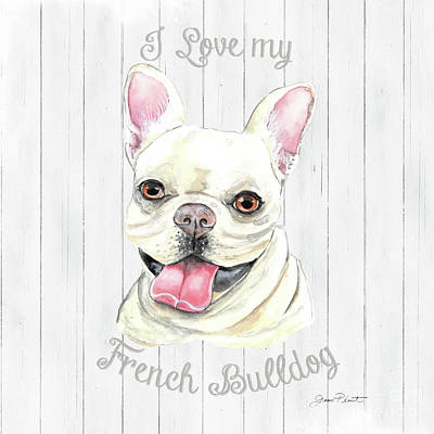 Designs Similar to I Love My Dog H by Jean Plout