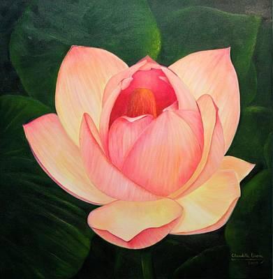Painting - Inner Sanctum by Claudette Dean